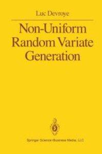 Non-Uniform Random Variate Generation