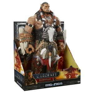 Warcraft - Actionfigur Durotan, ca. 45 cm