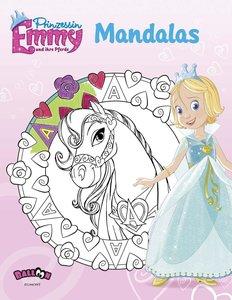 Prinzessin Emmy und ihre Pferde - Mandalas