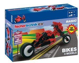 Fischertechnik 505278 - Bikes