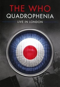 Quadrophenia-Live In London (DVD)
