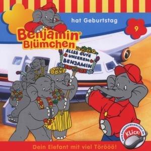 Benjamin Blümchen 009 hat Geburtstag