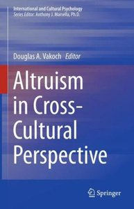 Altruism in Cross-Cultural Perspective
