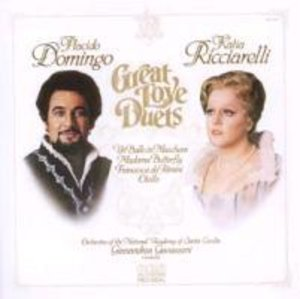 Placido Domingo: Great Love Duets