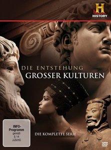 Die Entstehung großer Kulturen. Die komplette Serie