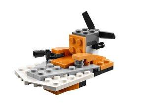 LEGO 31028 - Creator: Wasserflugzeug, 3-in-1-Set