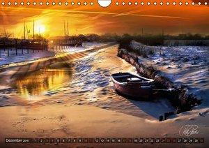 Friesland - Watt und Nordsee (Wandkalender 2016 DIN A4 quer)