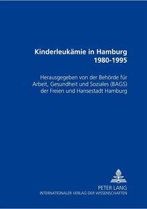 Kinderleukämie in Hamburg 1980-1995