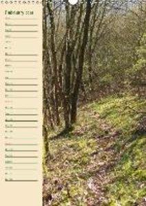Bernds, U: Ways of Life / UK-Version / Birthday Calendar