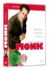 Monk - 1. Staffel