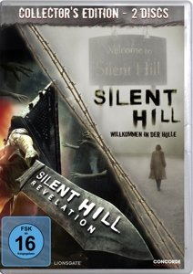 Silent Hill/Silent Hill: Revelation-Colle (DVD)
