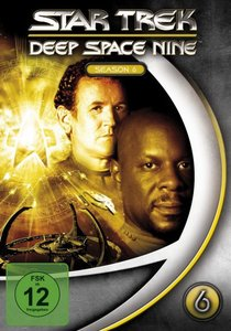 STAR TREK: Deep Space Nine - Season 6 (7 Discs, Multibox)