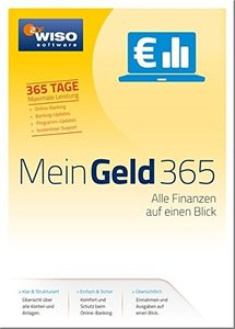 WISO Mein Geld 365 Standard 2017. Für Windows Vista, Windows 7,