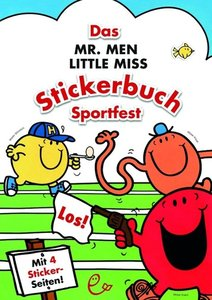 Das Mr. Men Little Miss Stickerbuch - Sportfest