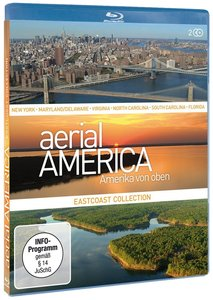 Aerial America - Amerika von oben: Eastcoast Collection