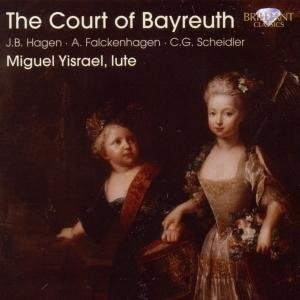 The Court of Bayreuth-Lute Music of Hagen
