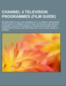 Channel 4 television programmes (Film Guide)