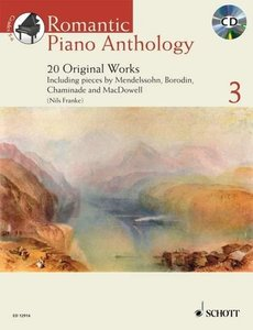 Romantic Piano Anthology Vol. 3