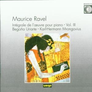 Integrale De L'oeuvre Pour Piano III