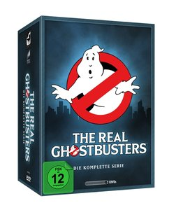 The Real GHOSTBUSTERS-Komplette Serie (21 DVDs)