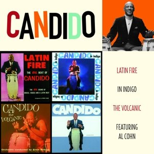 Latin Fire+In Indigo+The Volcanic + Feat. Al Cohn