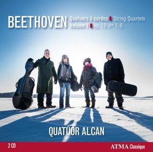 Streichquartette op.18 1-6,Vol.1