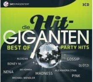 Die Hit Giganten-Best Of Party