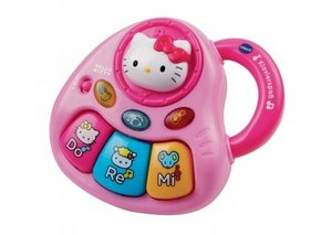 VTech 80-144204 - Hello Kitty: Klavierspaß