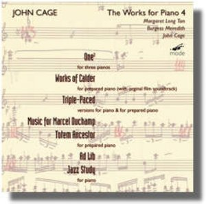 The Works for Piano 4