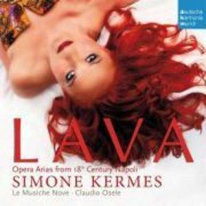 Lava-Opera Arias from 18th Century Napoli