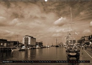Hafen - Impressionen Hansestadt Wismar (Wandkalender 2017 DIN A2