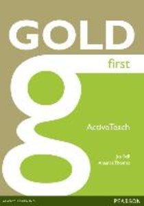Gold First Active Teach. CD-ROM