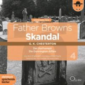 Father Browns Skandal Vol.4