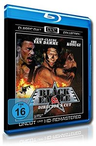 Black Eagle - (Classic Cult Edition) - Jean-Claude van Damme