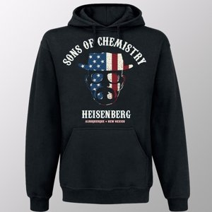 Sons Of Chemistry (Hoodie XL/Black)