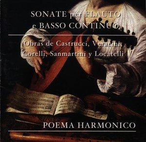 Sonate per Flauto e Basso Continuo