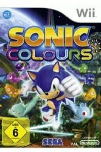 Sonic Colours (Software Pyramide)