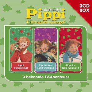 Pippi Langstrumpf Pippi Langstrumpf - 3-CD Hörspielbox