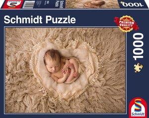 Herzchen, 1.000 Teile Puzzle