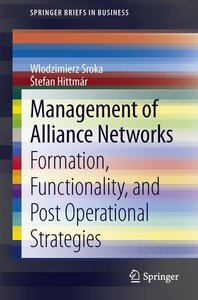 Management of Alliance Networks