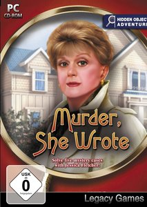 Legacy Games Murder She Wrote