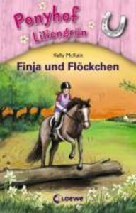 Ponyhof Liliengrün 09.Finja und Flöckchen