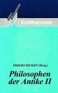 Philosophen der Antike 2