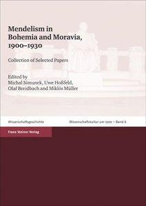 Mendelism in Bohemia and Moravia, 1900-1930