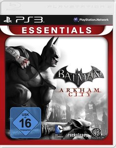 Batman Arkham City Essentials