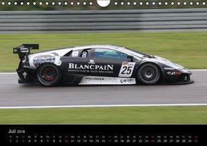 Motorsport aus Sant'Agata (Wandkalender 2016 DIN A4 quer)