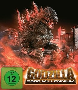 Godzilla 2000:Millenium