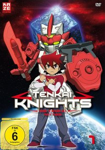 Tenkai Knights - Vol. 1