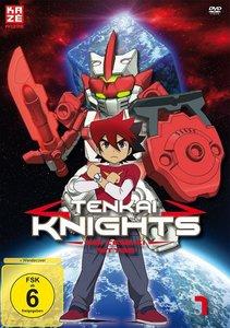 Tenkai Knights - Vol. 1