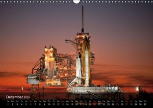 Space and Universe (Wall Calendar 2015 DIN A3 Landscape)